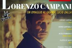 Omaggio a Lucio Dalla con Lorenzo Campani