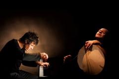 Mirko Signorile in concerto con Nabil Bay