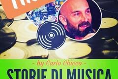 """Ritorna """"Storie di Musica"""". Gli anni 90' raccontati da Carlo Chicco"""