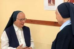 Il saluto di suor Linda alla parrocchia del quartiere Cecilia