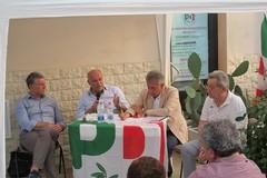 L'assessore regionale ai Trasporti Gioanni Giannini a Modugno