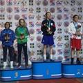 Erika Prisciandario sul podio agli Europei di Anapa