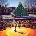 Oltre 3mila per incontrare Babbo Natale