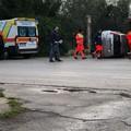 Incidente sulla Palese-Bitonto: ferito un 60enne