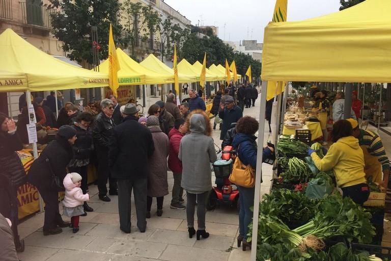 Domenica speciale con i mercati cittadini