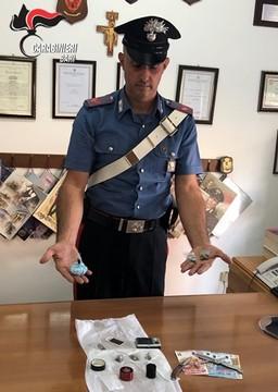Carabinieri a Modugno