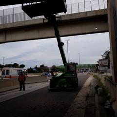lavori ponte modugno