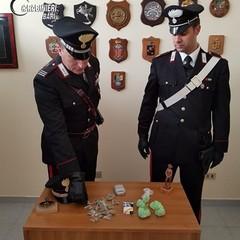 Droga - Carabinieri