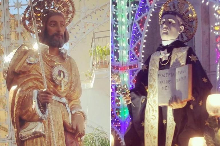 San Rocco e san Nicola