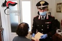 Coronavirus, i carabinieri di Modugno aiutano gli anziani a ritirare la pensione
