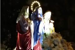 La processione del Venerdì Santo a Modugno