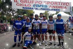 Cicloturismo, un'associazione modugnese campione regionale