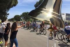Ciclismo, la.zona artigianale per.un giorno diventa 'pista'