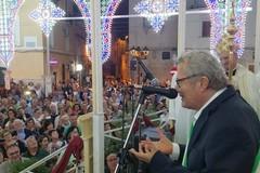 Festa patronale, Magrone: 'affido le chiavi della città a nome di ciascun cittadino'