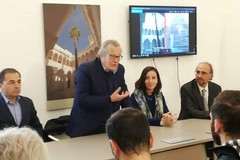 Palazzo Santa Croce ristrutturato, il sindaco: 'una meraviglia'