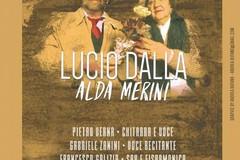 Lucio Dalla e Alda Merini, tra canzoni e poesie. A grande richiesta si replica