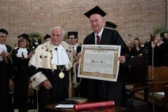 Laurea Honoris causa a Ricco, papà del common rail