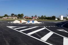 Campolieto a Modugno, una rotatoria e segnaletica per la sicurezza