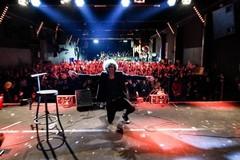 Folla e successo per il quarto raduno de I Lupi di Ermal a Modugno