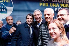 Regionali Puglia 2020, Meloni: «Candidatura di Fitto non si discute»