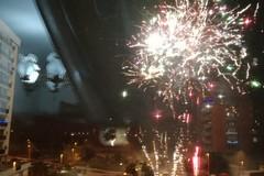Smaltito il Capodanno restano per strada i botti esplosi