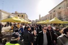 """Domenica tra le bancarelle a Modugno con il """"Mercato Contadino"""""""