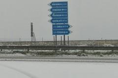 Neve e freddo, il Comune di Modugno pronto all'emergenza