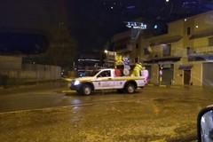 Maltempo, tutta la notte protezione civile al lavoro