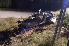 Bitonto e non solo piange oggi i due giovani morti in un incidente sulla Sp 231