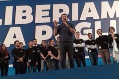 Salvini a Bari, niente nomi prima si pensa alla Puglia