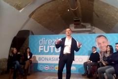 """Bilancio, Bonasia: """"Senso di responsabilità per la città"""""""