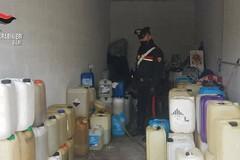 Ruba gasolio dall'autobus dell'azienda, arrestato 59enne a Modugno
