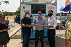 """Quartiere Cecilia a Modugno, inaugurata la nuova """"Casa dell'acqua"""""""