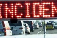 Incidente tra tre auto sulla SS 96 a Modugno