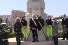 La cerimonia del 25 aprile a Modugno
