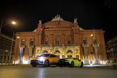 Apre lo showroom Lamborghini Bari