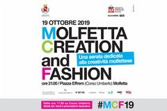 """""""Molfetta Creation and Fashion"""", prima edizione dell'evento che premia le eccellenze della moda e della creatività"""
