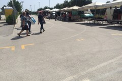 Il mercato domenicale alle Piscine non convince, le associazioni: «Un flop annunciato»