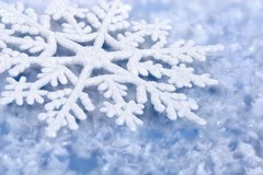 Burian porta la neve anche a Modugno, è allerta gialla