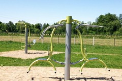 Modugno, area sport e fitness nel parco San Pio: affidati i lavori