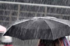 Pioggia e vento su Modugno, è allerta arancione