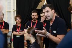Tra i protagonisti della Milan Fashion Week il pugliese Salvo Binetti