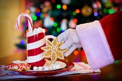 Babbo Natale si ferma a Modugno col suo trenino della solidarietà
