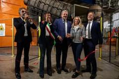 Modugno, apre il più grande impianto d'Europa di stampaggio rotazionale