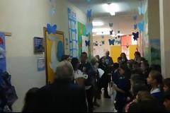 Modugno, la biblioteca della scuola intitolata al piccolo Paolo