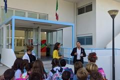 """Modugno, lavori terminati: gli studenti della scuola """"V. Faenza"""" tornano in classe"""