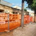 Modugno, cominciati lavori al cimitero: nuovo impianto elettrico e manutenzione dei loculi