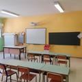 Pareti colorate alla Rodari per il benvenuto agli alunni.