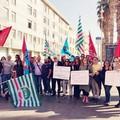 Modugno, dipendenti Transcom in sit-in a Bari