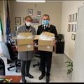 Modugno, 1200 mascherine arrivano in dono dal vicepresidente del Consiglio Regionale Longo